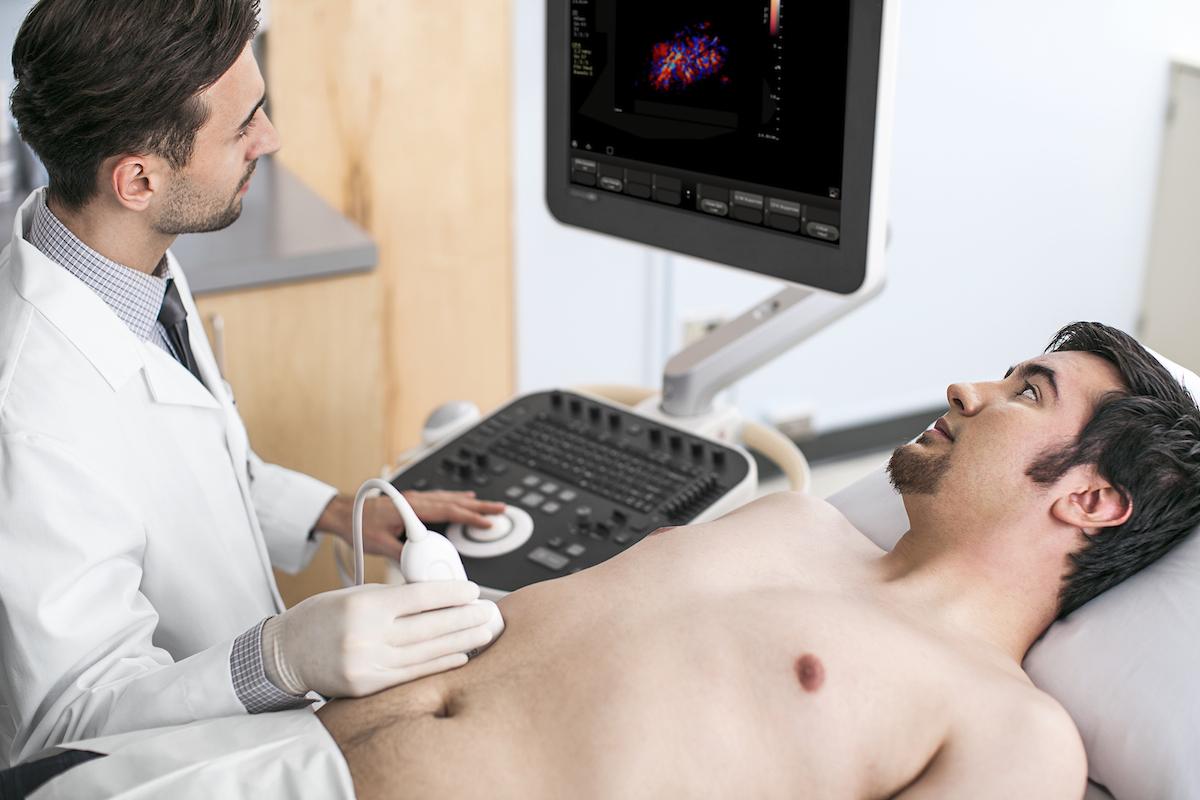 Huisarts Patient Medische beeldvorming