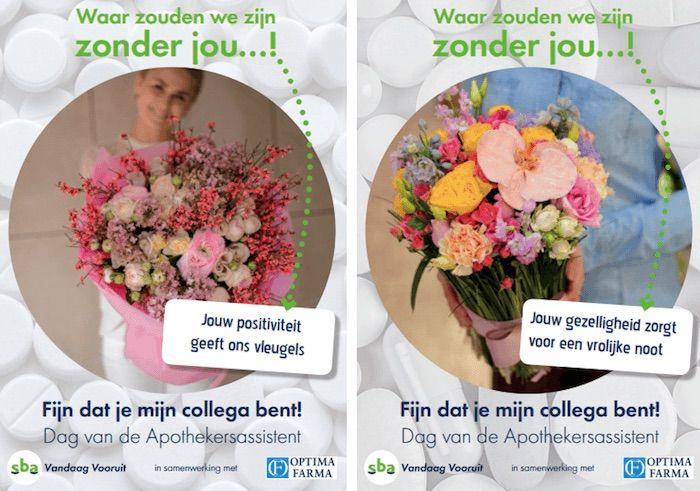 Dag van de Apothekersassistent 2019 posters