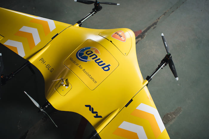 Medical Drone Service
