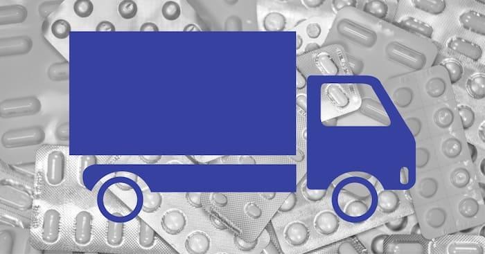 geneesmiddel distributie