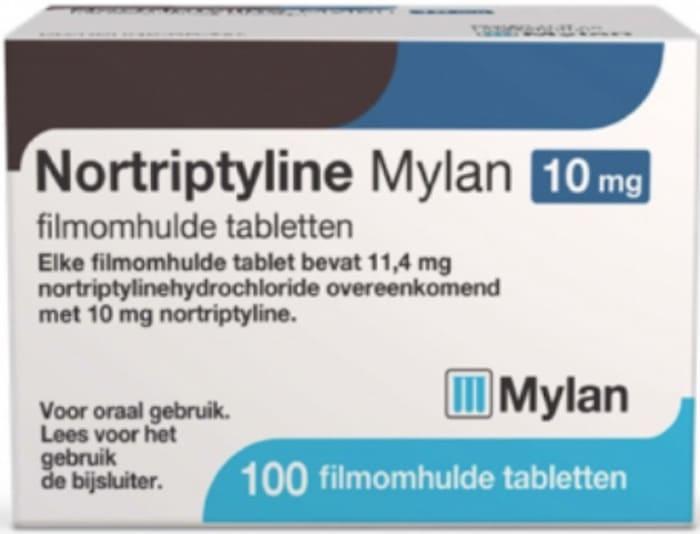 Nortriptyline Mylan