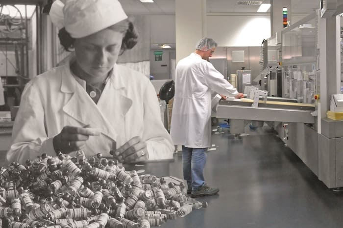 historie in beeld Insuline productie